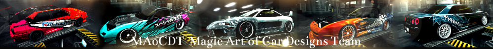 Magic Art of Car Designs Team Leaderboard graphic